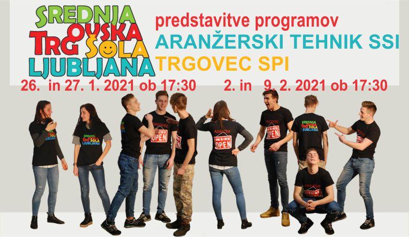 Predstavitev šolskih programov